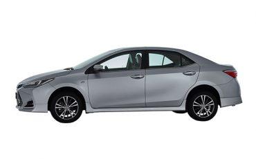 Toyota Corolla Altis Grande