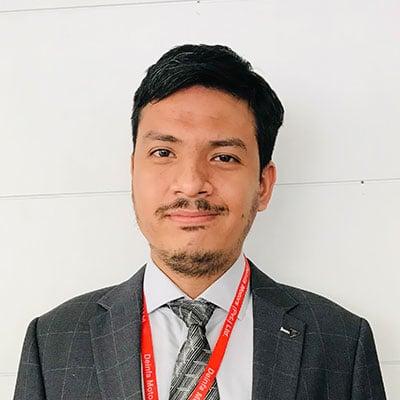 Haider Swaleh - Assistant - Deinfa Motors
