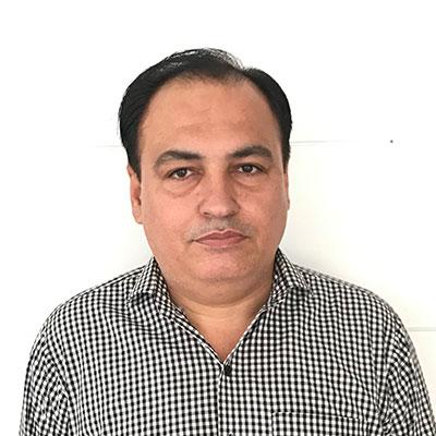 Javed Iqbal - Finance Manager - Deinfa Motors